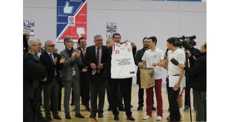 Bravo à l'ASCA Basket